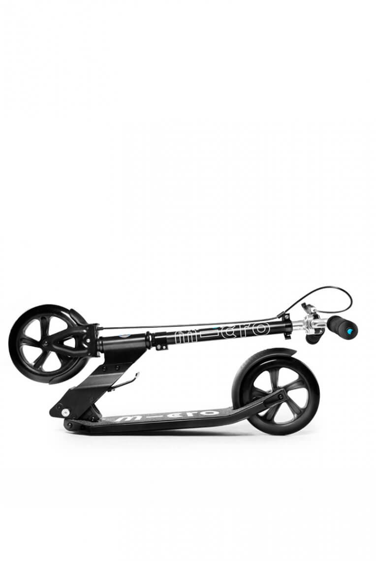 SA0171 Micro Scooter Downtown Black mit Handbremse
