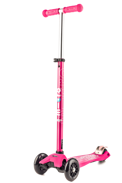 Scooter Maxi MICRO DELUXE pink - MMD021 - Bild 1
