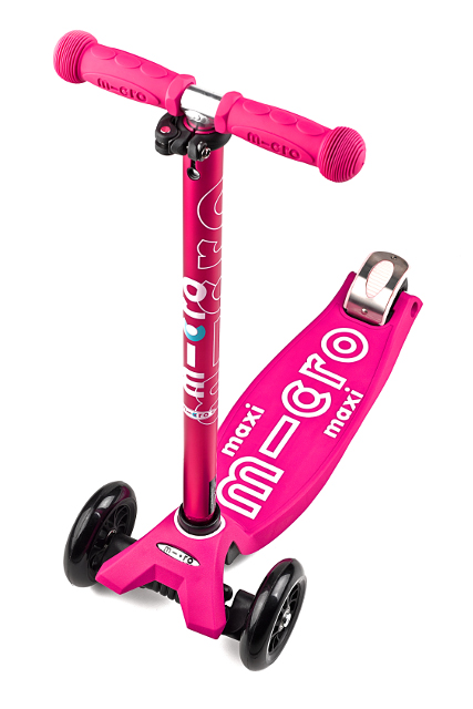 Scooter Maxi MICRO DELUXE pink - MMD021 - Bild 7