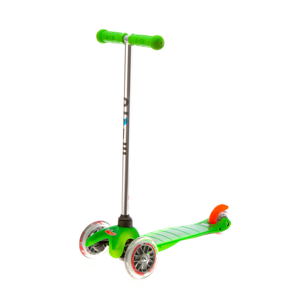 Scooter Mini MICRO CLASSIC green - MM0007 - Bild 1